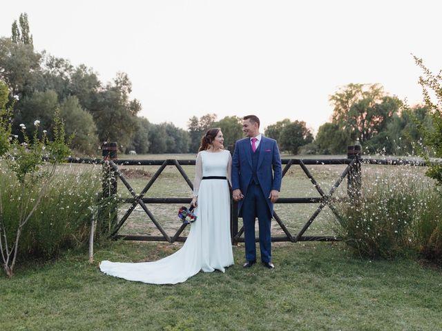 La boda de Julien y Raquel en Torremocha Del Jarama, Madrid 40