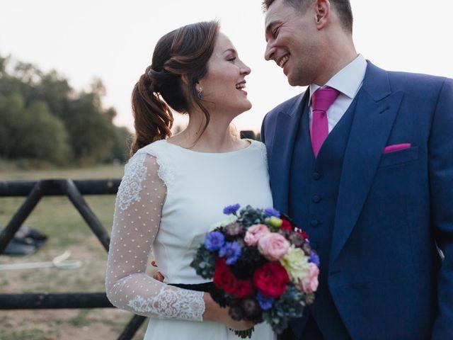 La boda de Julien y Raquel en Torremocha Del Jarama, Madrid 41