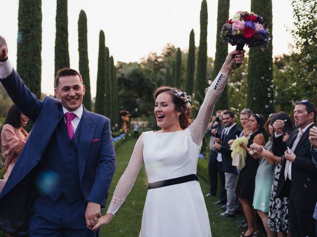 La boda de Julien y Raquel en Torremocha Del Jarama, Madrid 2