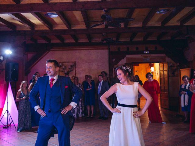 La boda de Julien y Raquel en Torremocha Del Jarama, Madrid 50