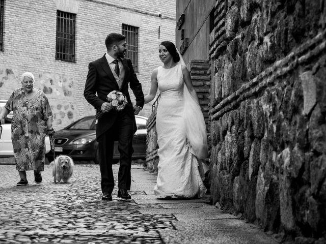 La boda de Virginia y Gonzalo