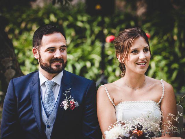 La boda de Ainhoa y Fran