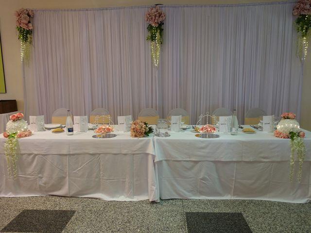 La boda de Lamberto y Gema en Lorca, Murcia 1