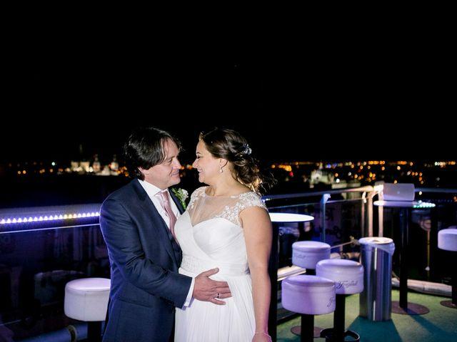 La boda de Javier y Olga en Madrid, Madrid 1