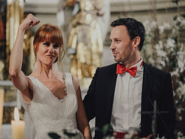 La boda de Ralf y Ana en Donostia-San Sebastián, Guipúzcoa 33