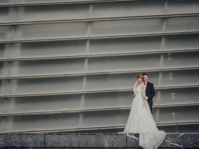 La boda de Ralf y Ana en Donostia-San Sebastián, Guipúzcoa 38
