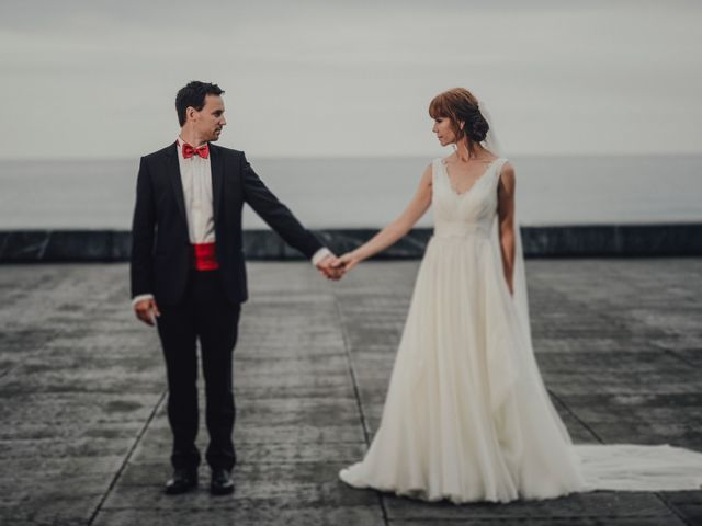 La boda de Ralf y Ana en Donostia-San Sebastián, Guipúzcoa 40