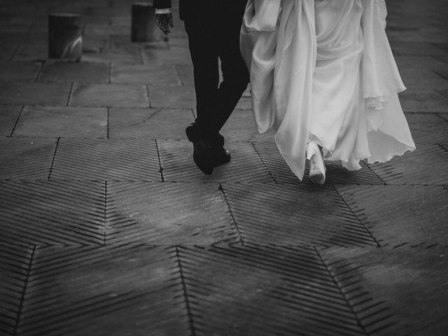 La boda de Ralf y Ana en Donostia-San Sebastián, Guipúzcoa 45