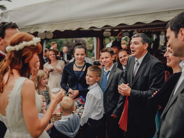 La boda de Ralf y Ana en Donostia-San Sebastián, Guipúzcoa 51