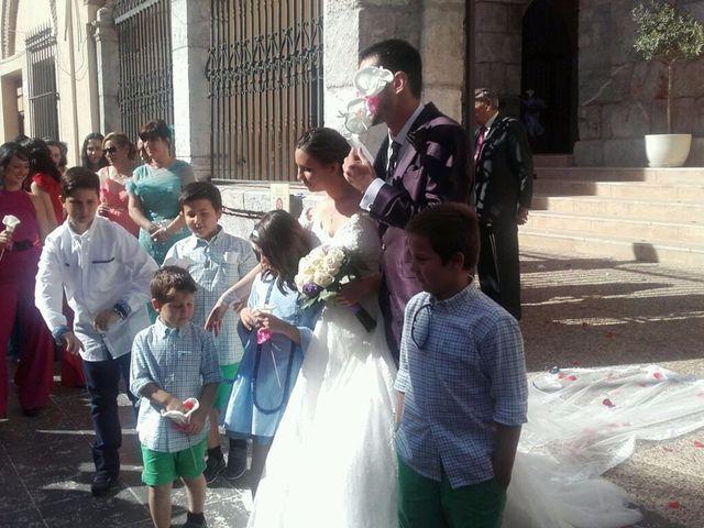 La boda de Antonio y Laura en Cartagena, Murcia 2