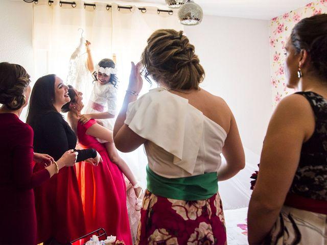 La boda de Javier y Lorena en Talayuela, Cáceres 7
