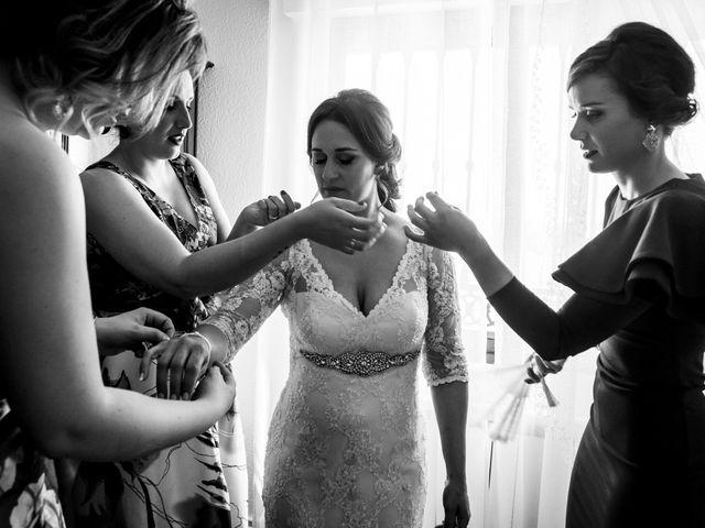 La boda de Javier y Lorena en Talayuela, Cáceres 8