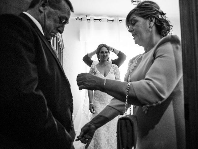 La boda de Javier y Lorena en Talayuela, Cáceres 9