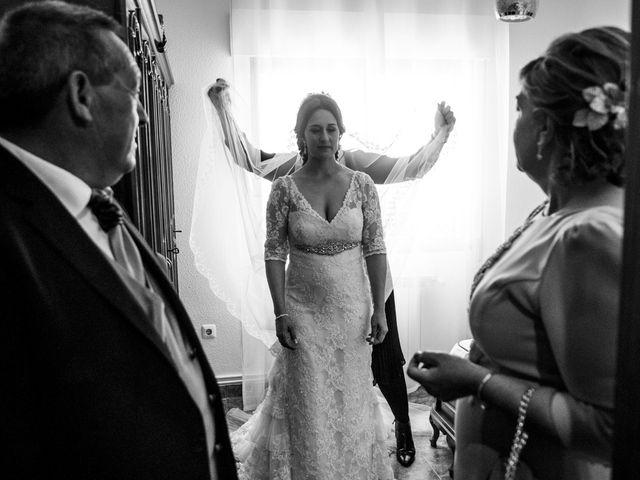La boda de Javier y Lorena en Talayuela, Cáceres 12