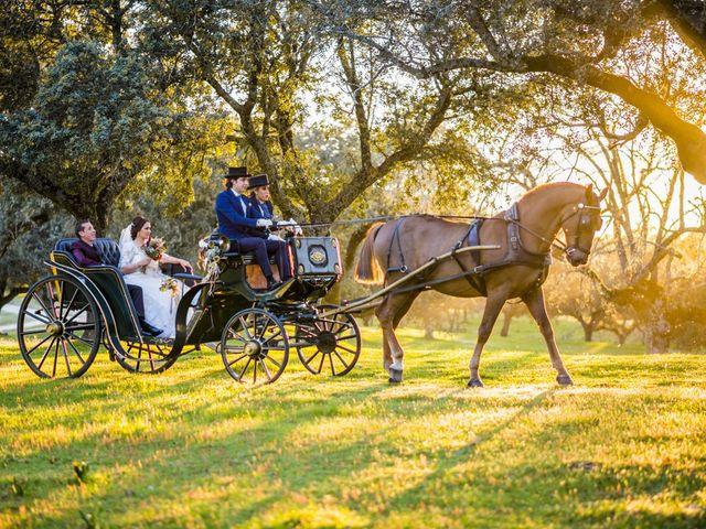 La boda de Javier y Lorena en Talayuela, Cáceres 2