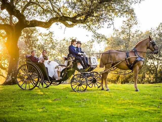 La boda de Javier y Lorena en Talayuela, Cáceres 32