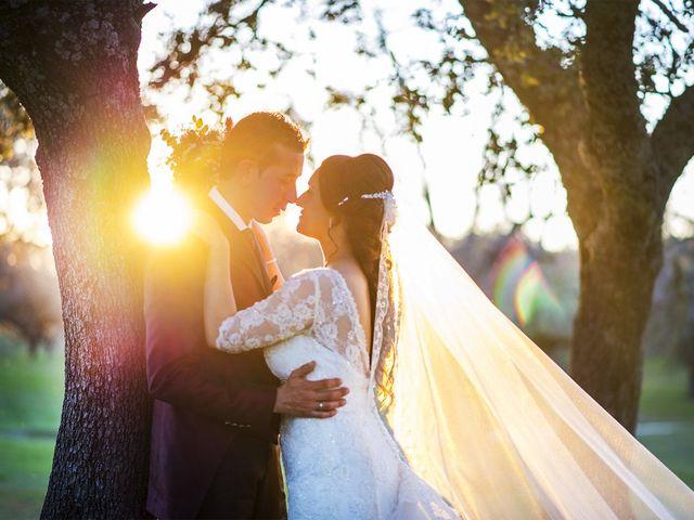 La boda de Javier y Lorena en Talayuela, Cáceres 33