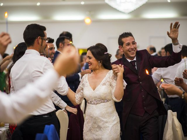 La boda de Javier y Lorena en Talayuela, Cáceres 38