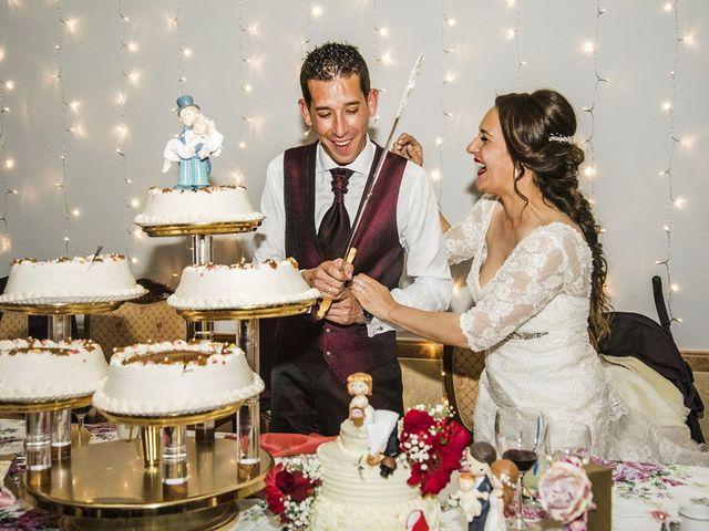 La boda de Javier y Lorena en Talayuela, Cáceres 41