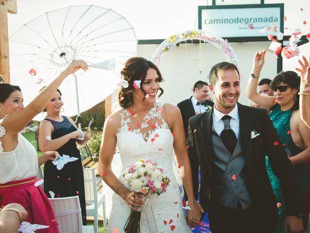 La boda de Pablo y Clara en Granada, Granada 23