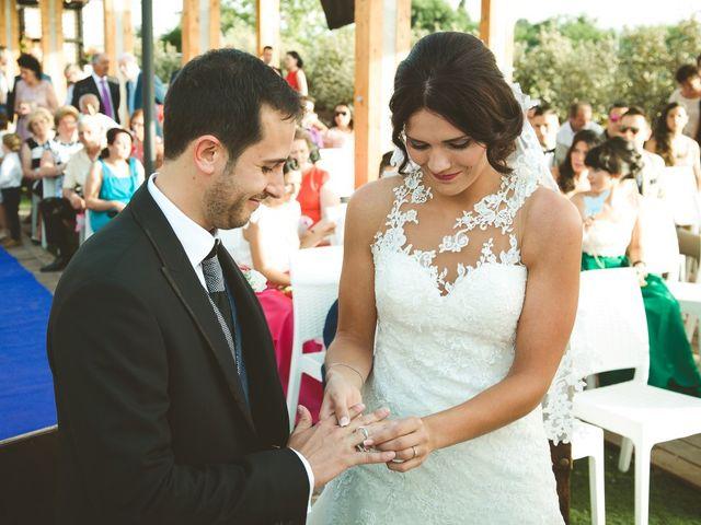 La boda de Pablo y Clara en Granada, Granada 27