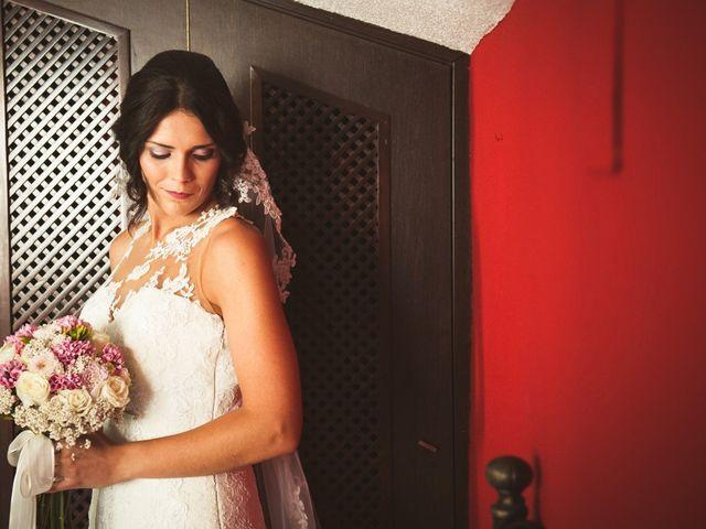 La boda de Pablo y Clara en Granada, Granada 35
