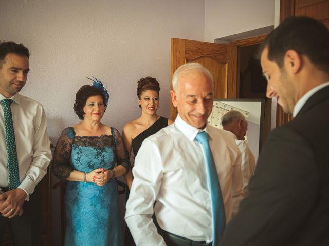 La boda de Pablo y Clara en Granada, Granada 39