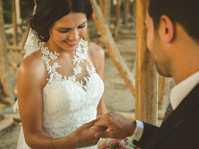 La boda de Pablo y Clara en Granada, Granada 47