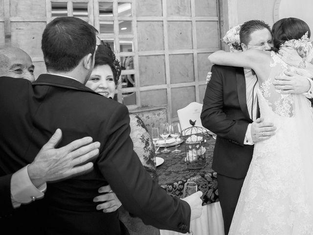 La boda de Pablo y Clara en Granada, Granada 76
