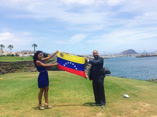 La boda de Zely Ramos y Alejandro Loaiza en Arona, Santa Cruz de Tenerife 3