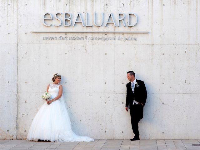 La boda de Sandra y Lucio