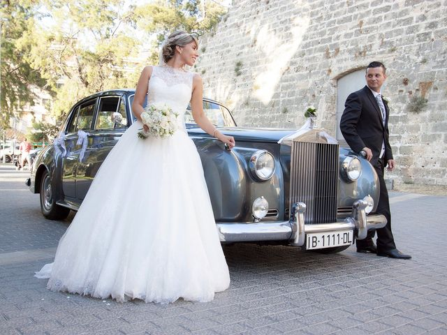 La boda de Lucio y Sandra en Bunyola, Islas Baleares 7