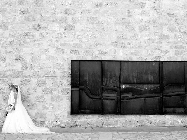 La boda de Lucio y Sandra en Bunyola, Islas Baleares 8