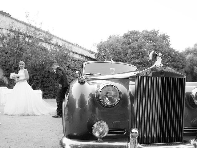 La boda de Lucio y Sandra en Bunyola, Islas Baleares 9