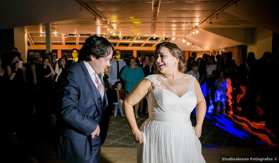 La boda de Javier y Olga en Madrid, Madrid