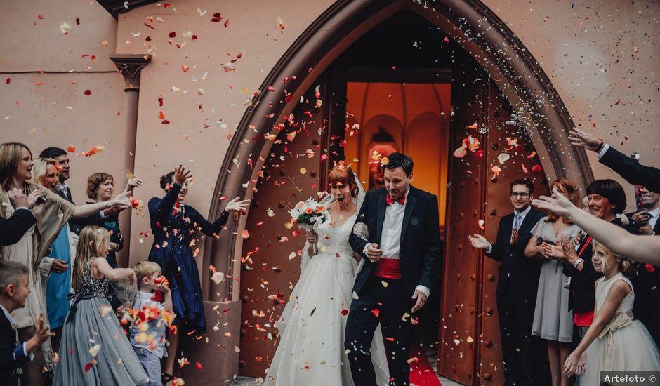 La boda de Ralf y Ana en Donostia-San Sebastián, Guipúzcoa