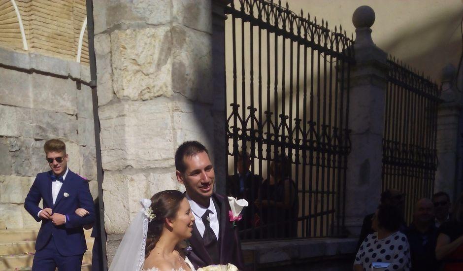 La boda de Antonio y Laura en Cartagena, Murcia