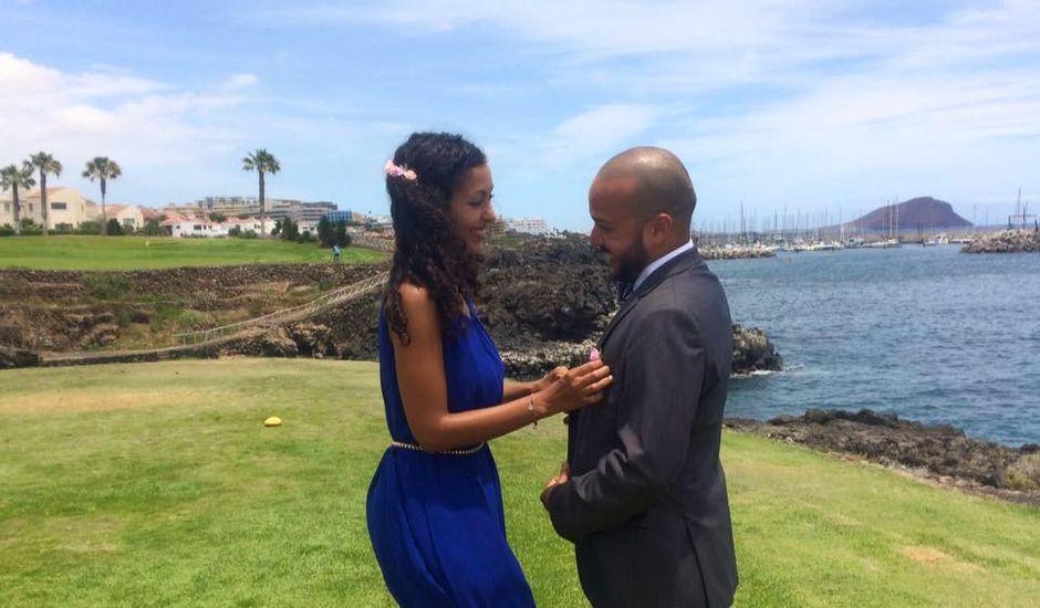 La boda de Zely Ramos y Alejandro Loaiza en Arona, Santa Cruz de Tenerife