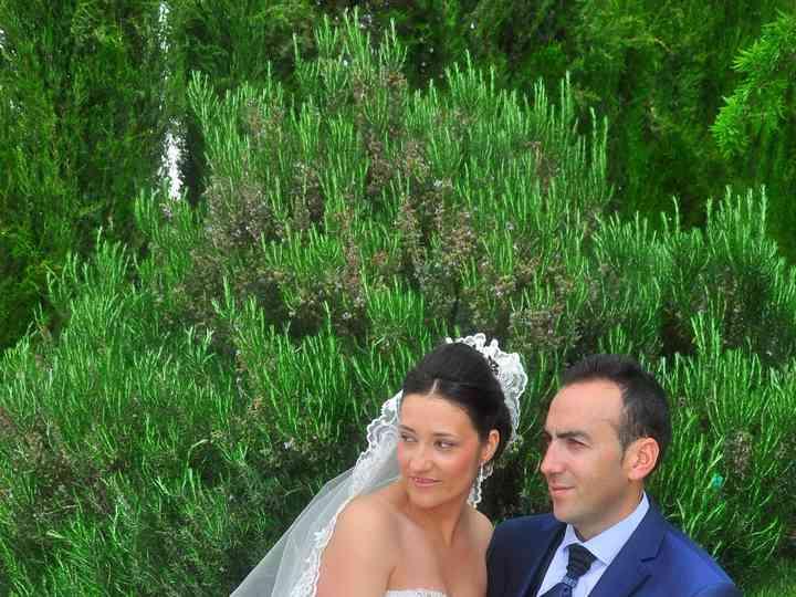 La boda de Ana y Salvador