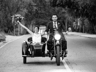 La boda de Iris y Lamber