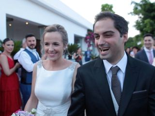 La boda de Gemma y Constán 1