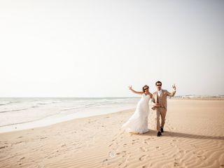 La boda de Martina y Janchi