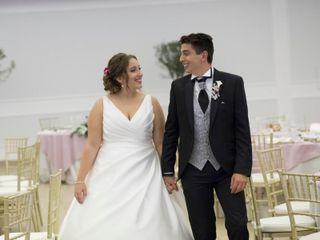 La boda de Eva y Alfredo
