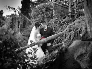 La boda de Andrea y Isaac