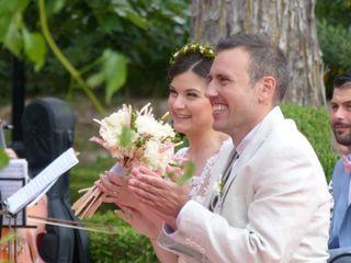 La boda de Ana María y Luis Alejandro