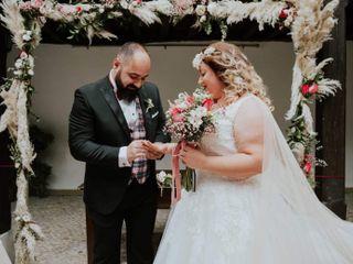 La boda de  Nely y Raúl 2
