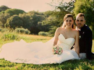 La boda de Lorena  y Josep