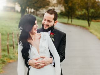 La boda de Goretti y Gorka