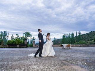 La boda de Cristina y Sergio