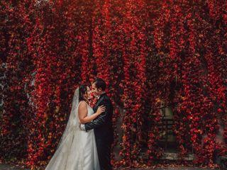 La boda de Stella y Mikel